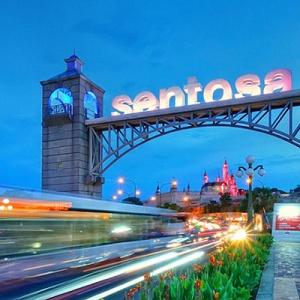 SINGAPORE (SENTOSA) - JURONG...